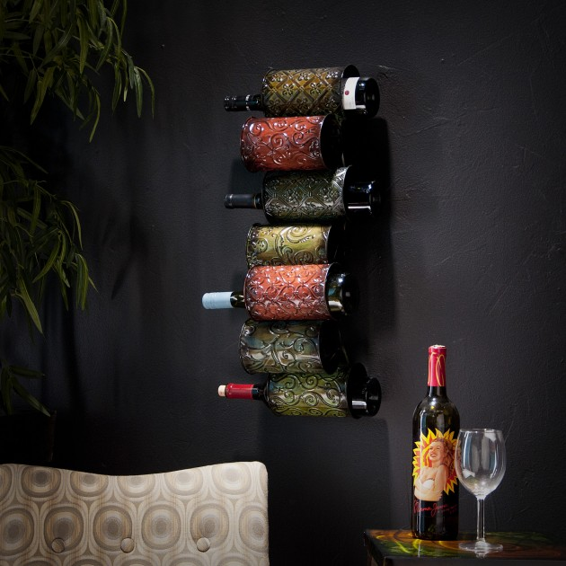 19 Elegant Wine Rack Design Ideas (14)