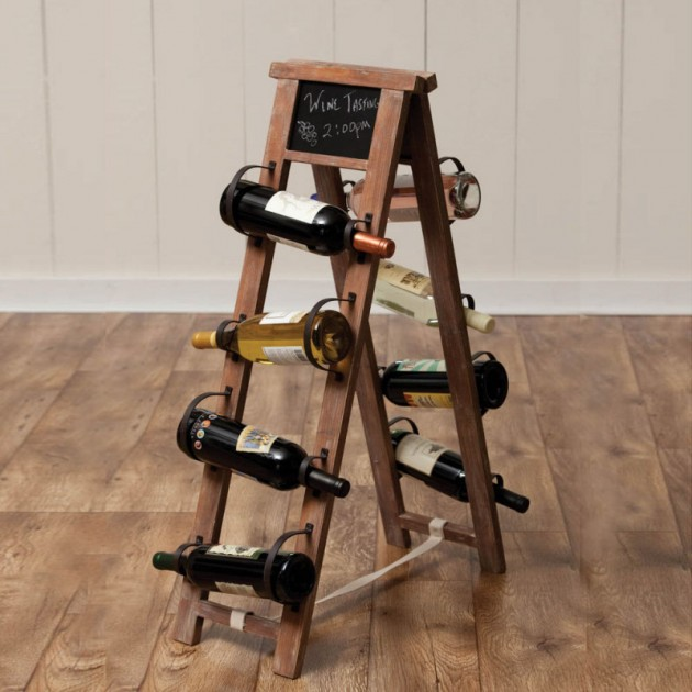 19 Elegant Wine Rack Design Ideas (17)