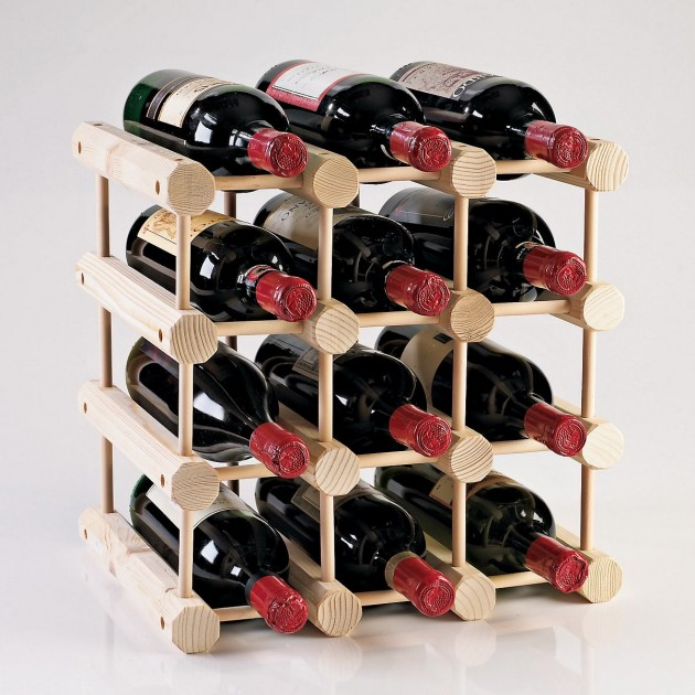 19 Elegant Wine Rack Design Ideas (5)