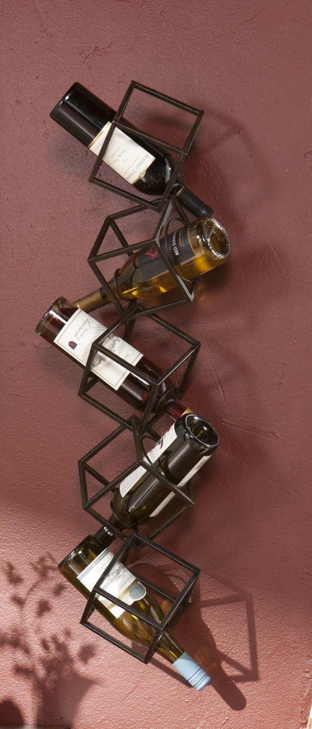 19 Elegant Wine Rack Design Ideas (6)