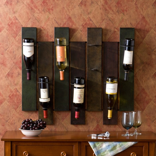 19 Elegant Wine Rack Design Ideas (7)