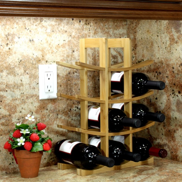 19 Elegant Wine Rack Design Ideas (8)