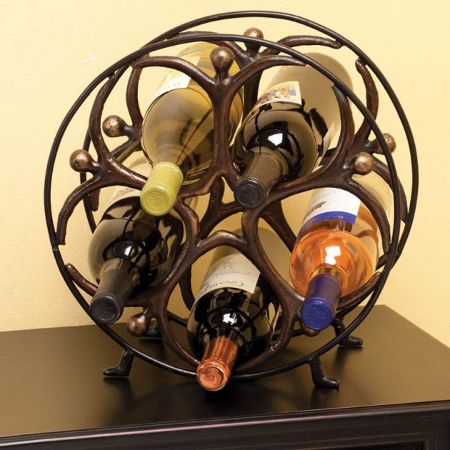 19 Elegant Wine Rack Design Ideas