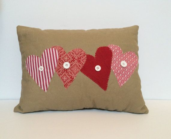25 Adorable DIY Pillows for Valentine s Day