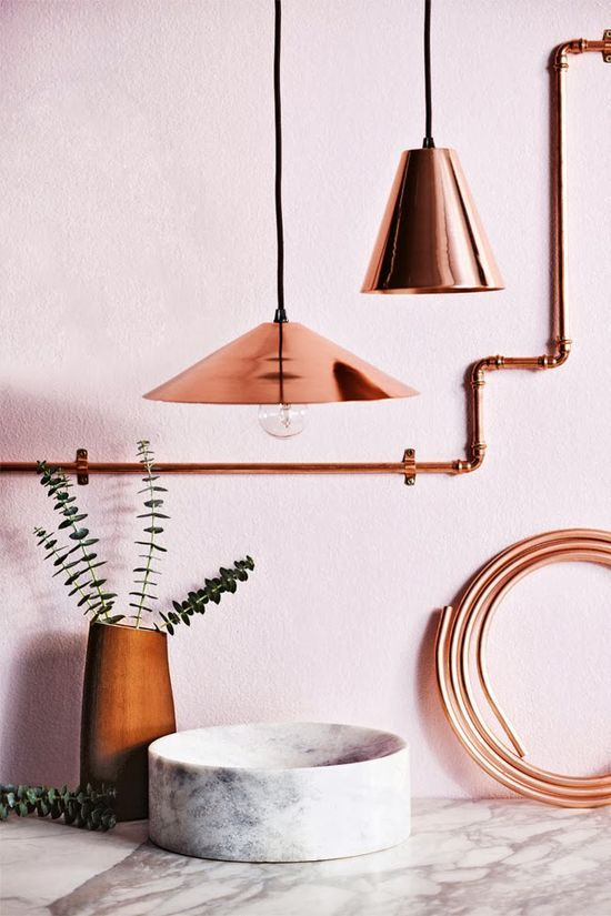 25 Fabulous Interior Designs with Cooper Details