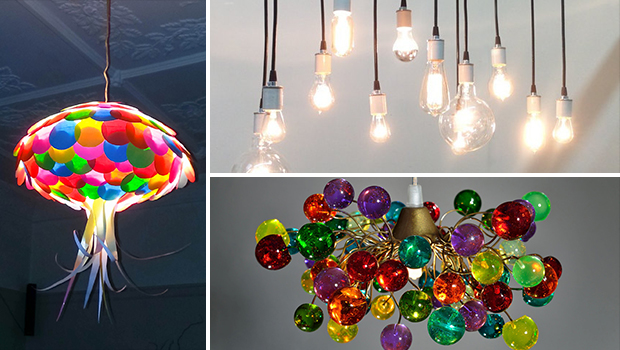 20 Creative and Unique Lighting Designs