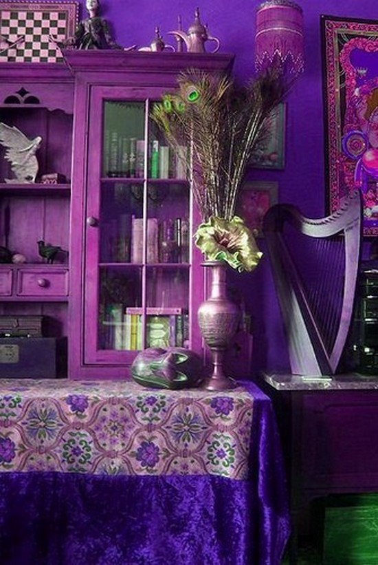 Bright Boho Bathroom