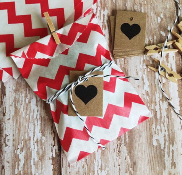 30 Best Ways How to Wrap Gifts for Valentines