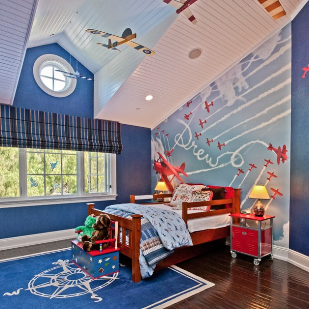 26 Fabulous Kids Room Design Ideas That Will Delight You