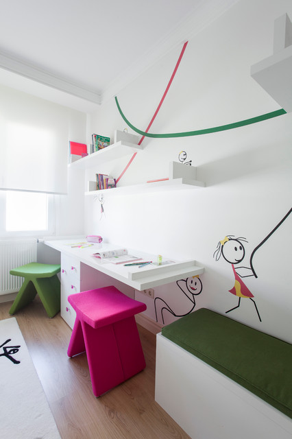 23 Pretty Kids Room Design Ideas in Modern Style
