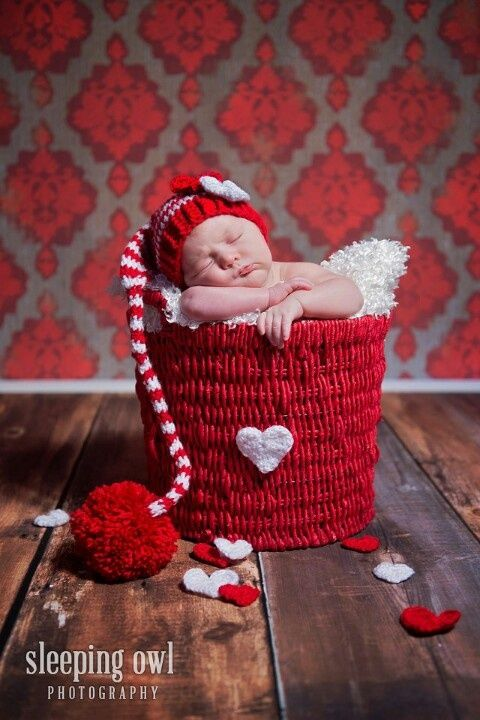 Cute Valentines Day Children Photos – Toddler Valentine Cards
