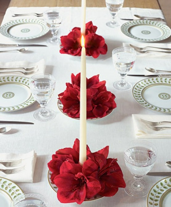 Diy valentines day table decorations — 1