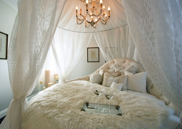 34 Dream Romantic Bedrooms With Canopy Beds & Dream Romantic Bedrooms With Canopy Beds