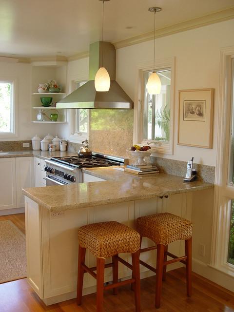 30 Elegant Contemporary Breakfast Bar Design Ideas on Modern:0Bjn4Cem9Be= Kitchen Counter  id=86438