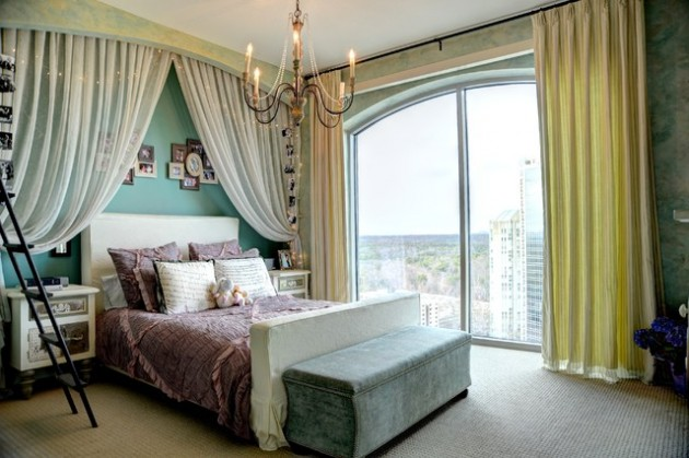 34 dream romantic bedrooms with canopy beds - Canopy bed ideas for adults ...