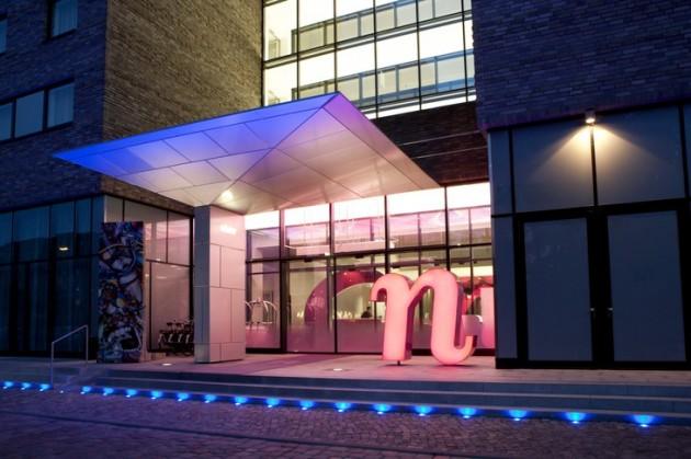 nhow Berlin- Music Hotel in The Heart Of Berlin