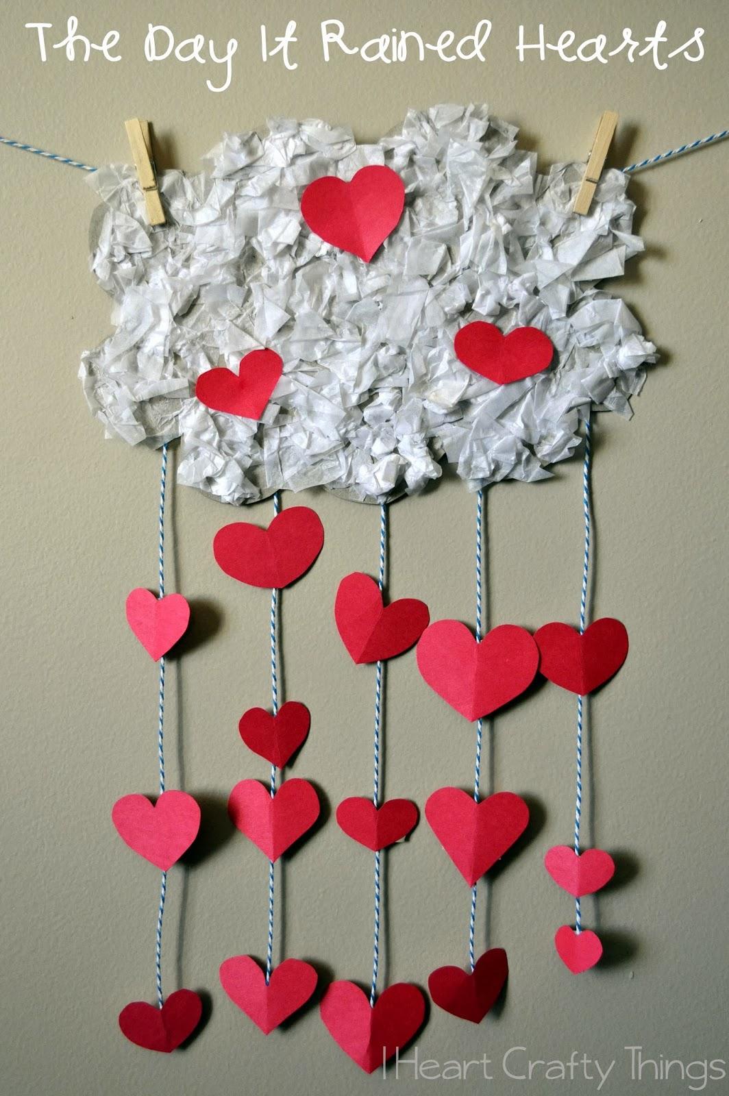 Поделки для день валентина