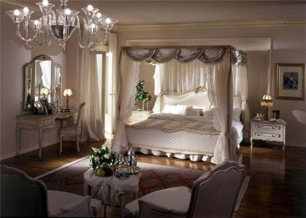 34 dream romantic bedrooms with canopy beds Beautiful canopy beds