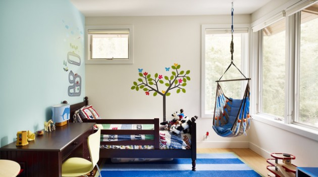 29 Fascinating Hanging Chair Design Ideas for Everyday Enjoyment