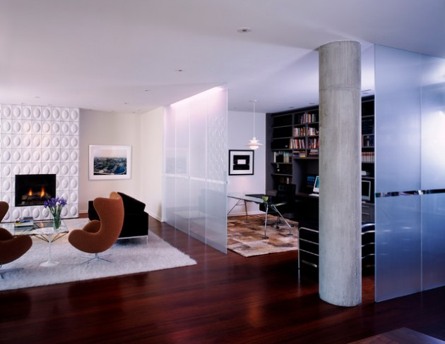 23 Clever Design Ideas Of Space Dividers For More Privacy in the Bedroom