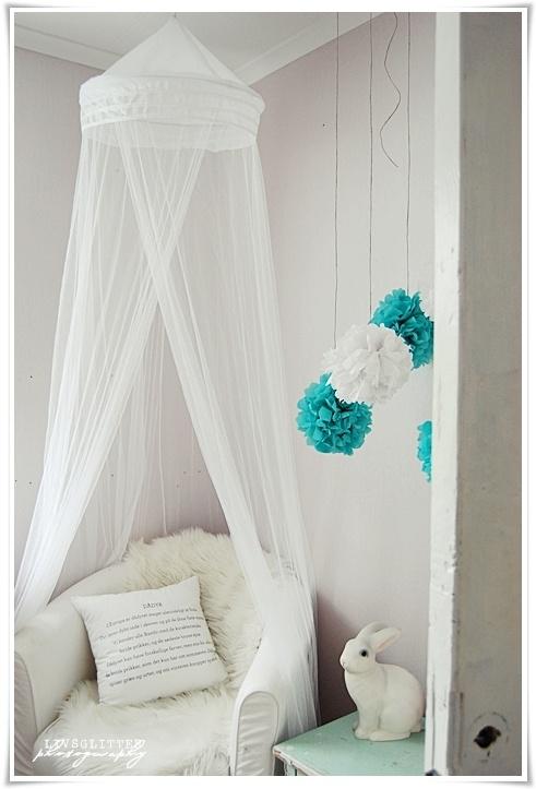 25 Amazing White Kid's Room