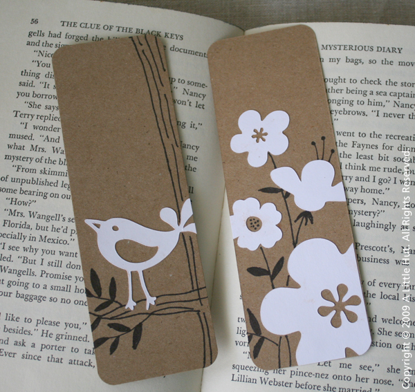 How To Make A Book Cover Look New ~ Creative diy bookmarks ideas
