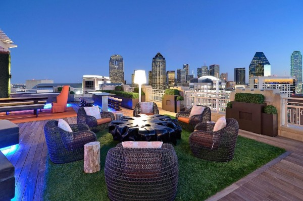 17 Magnificent Outdoor Living Spaces Designed By Harold Leidner