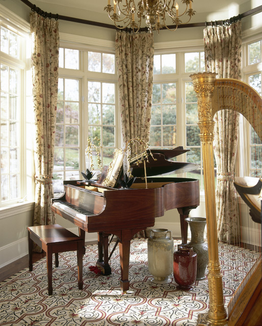 19 Creative Ways How To Decorate Living Room With Piano Part 52