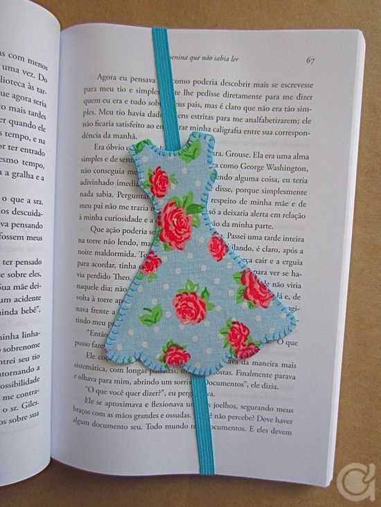 Easy to Make Paper Bookmark - Home Crafts by Ali | 733x550