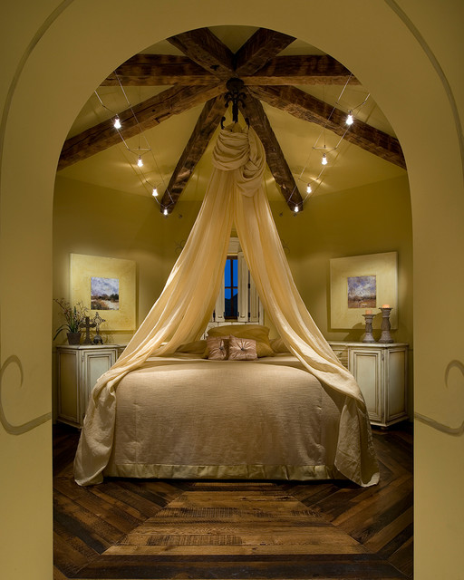 Make A Single Bedroom Special With A Super Stylish: 34 Dream Romantic Bedrooms With Canopy Beds