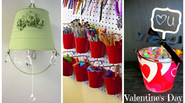 25 Marvelous Diy Bucket Ideas
