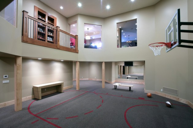 26 The Most Cool Creative Ideas How To Decorate Your Basement Wisely