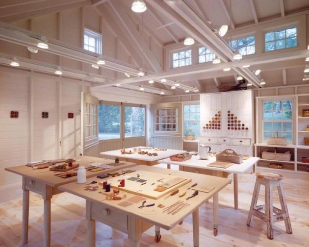 20 inspiring artist studio designs - Art studio ideas ...