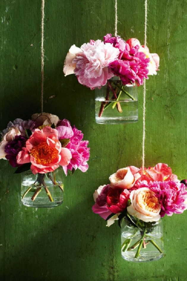 23 Adorable DIY Flowers Arrangements for Home Beautification