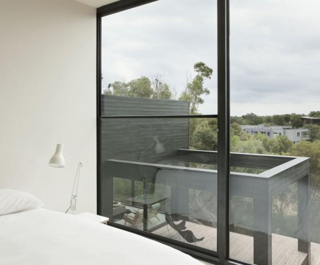 Ridge Road Residence in Fingal, Australia