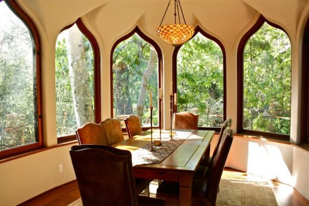 19 Unusual & Fancy Windows Shape Designs