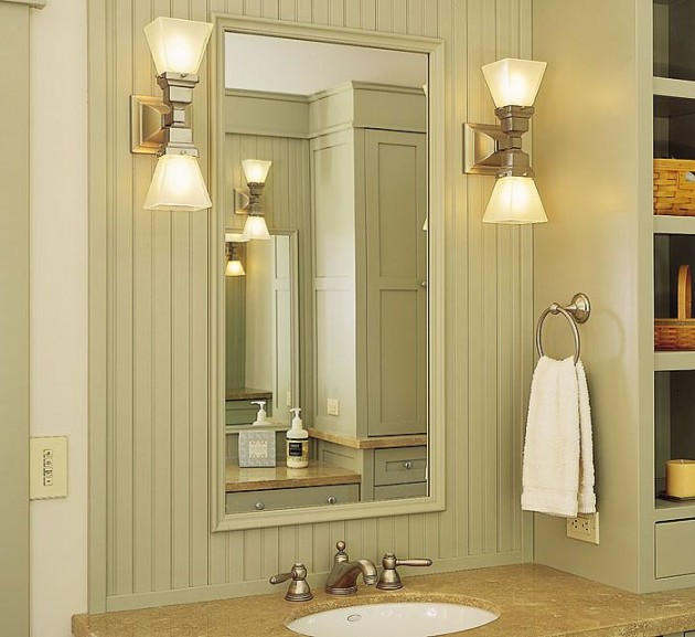 25 Amazing Bathroom Light Ideas