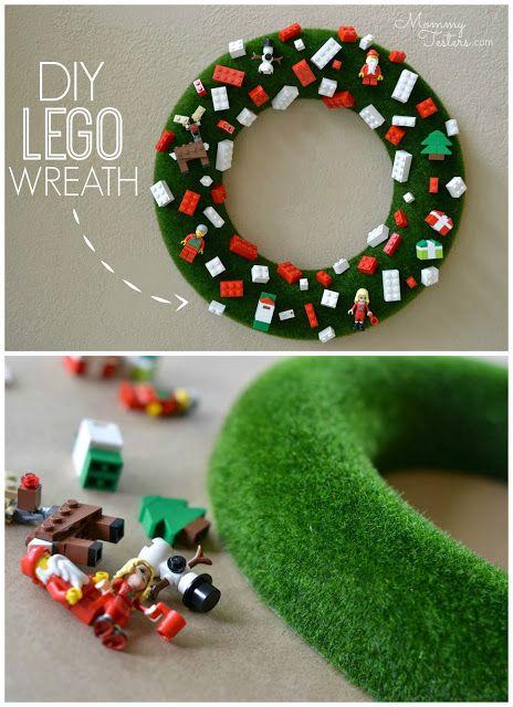 26 Unbelievable Fun DIY Lego Crafts