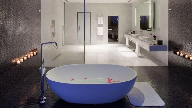 YAS VICEROY Hotel in Abu Dhabi, UAE