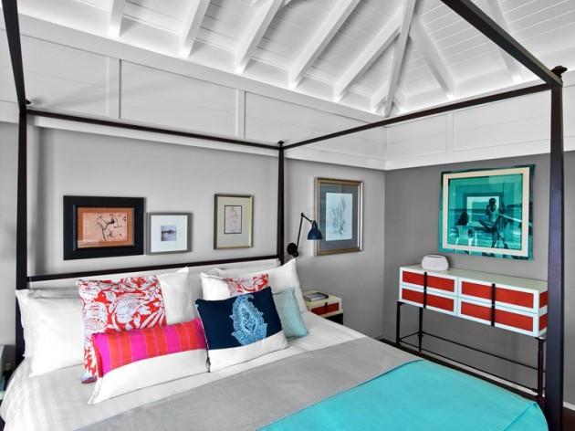 Guanahani Hotel & Spa Interior Design