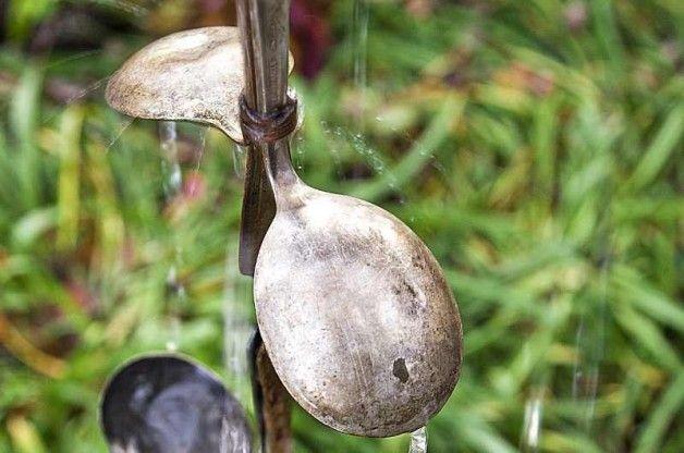 20 Creative DIY Rain Chains
