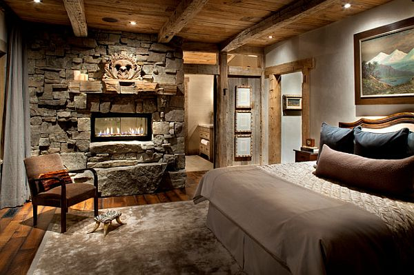 20 divine stone walls design ideas for enhancing your interior - Interior Design On Wall At Home