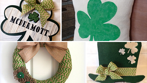 17 Amusing Handmade Decorations for St. Patrick's Day