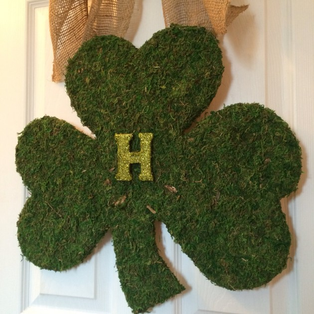 17 Amusing Handmade Decorations for St. Patricks Day