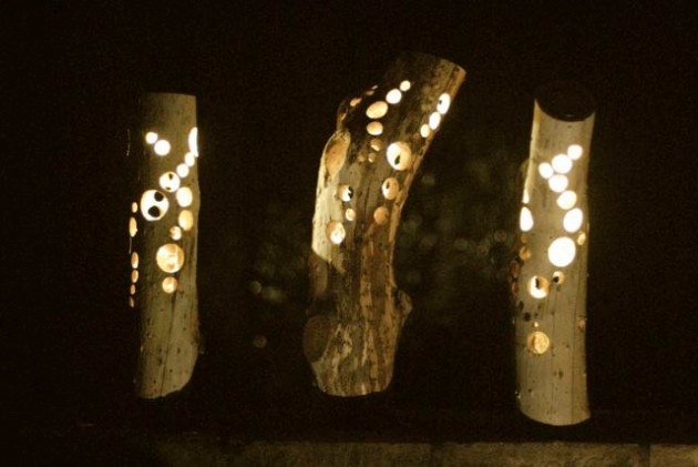 Http Www Architectureartdesigns Com 16 Charming Upcycled Outdoor Spring Lighting Ideas