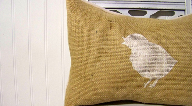 17 Refreshing Handmade Spring Pillow Ideas