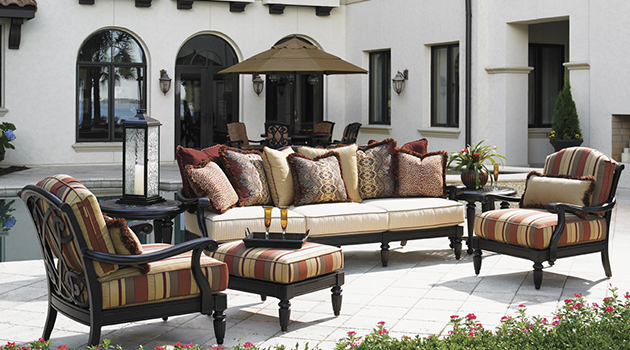 19 Majestic Patio Conversation Set Designs