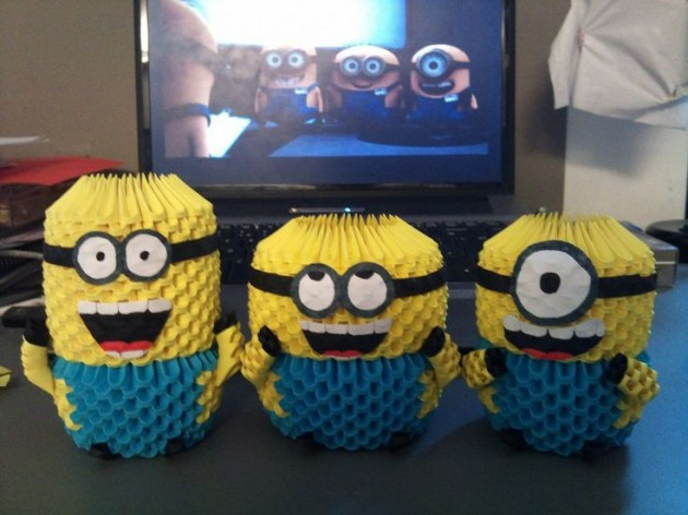 20 adorable diy minions craft ideas solutioingenieria Gallery
