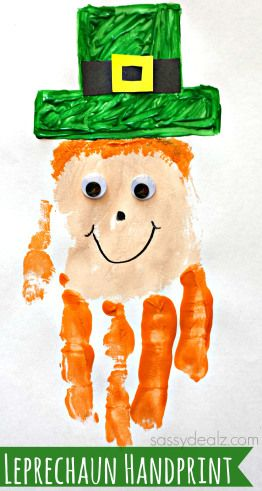 30 Easy Peasy Diy St Patrick S Day Crafts For Kids