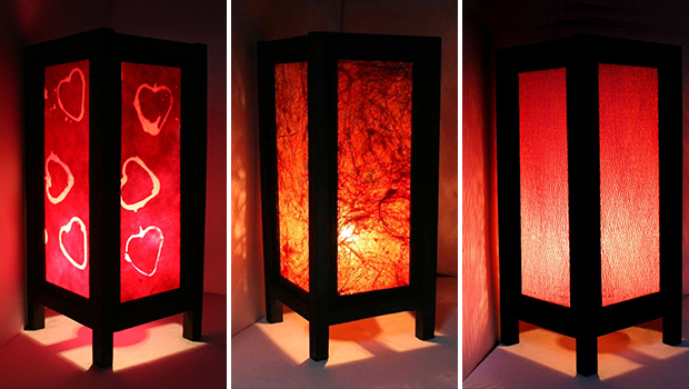 22 Handmade Lanterns for a Romantic Valentine's Ambient